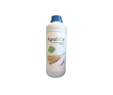 Agrobion 1 l (na 1 ha) na trawy, trawniki, zboża i pastwiska - organiczne nawozy dolistne do roślin
